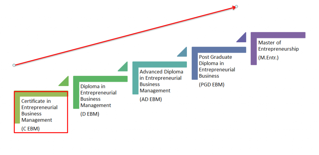 Certificate In Entrepreneurial Business Management Department Of