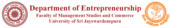 Department of Entrepreneurship