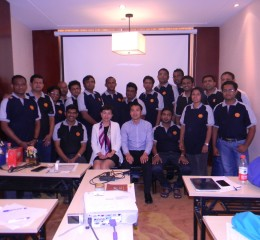 A Study Visit to Republic of China