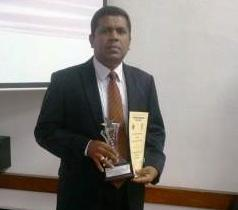 The Best Entrepreneur Award- Western Province