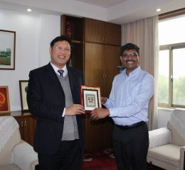 Academic Visit to Zhejiang Shuren University