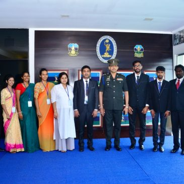 Workshop on 'Modern Social Etiquette & Individual Grooming' by Sri Lanka Signal Corps HQ