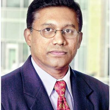 Prof. Lalith Samarakoon revisits the Department of Finance