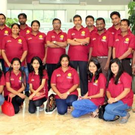 Overseas Study Tour to India by Postgraduate Students of the Applied Finance Program