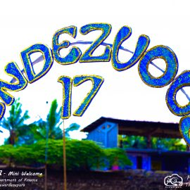 Rendezvous 2017 –Annual Mini Welcome