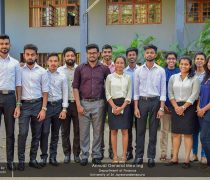 Student's Association of Finance (SAF) – Annual General Meeting 2019