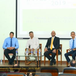 The Annual University Investment Day – 2019