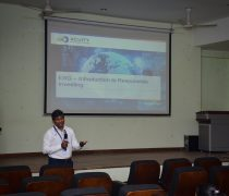 Guest Lecture on Environmental, Social and Governance Reporting and Ethics