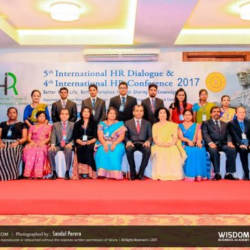 5th International HR Dialogue & 4th International HR Conference – 2017