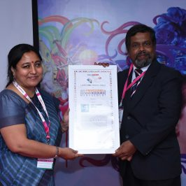 World HRD Congress presented Prof. HHDNP Opatha with the BEST PROFESSOR IN HUMAN RESOURCES MANAGEMENT citation (honour).