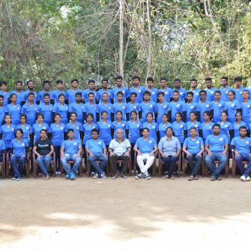 Personality and Skills Development Program 2016