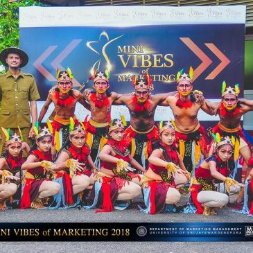 Mini Vibes of Marketing 2018