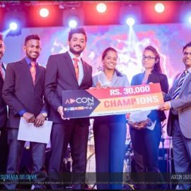 J'Pura Marketers won the Championship in Inaugural Inter-University  Advertising Competition – Adcon 2019