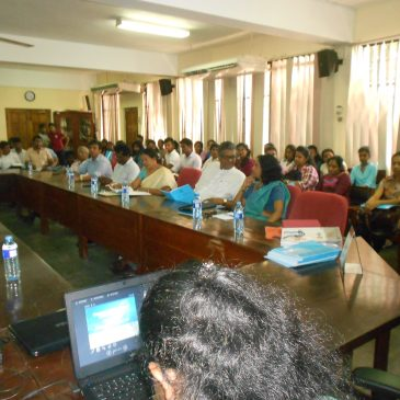 Inaugural Ceremony of Diploma in Public Management – 13th Intake