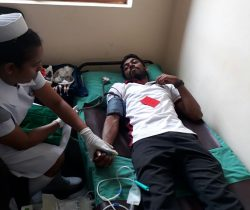 """""""Lohitha Puja -2017""""  The Annual Blood Donation Campaign"""
