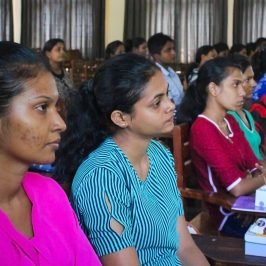 The Inaugural Ceremony – 14th intake of Diploma in Public Management