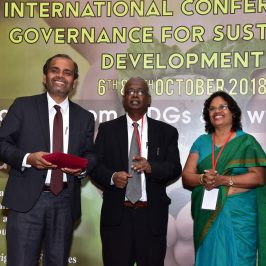 International Conference on Governance for Sustainable Development (ICGSD 2018)