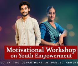 Motivational Workshop on Youth Empowerment