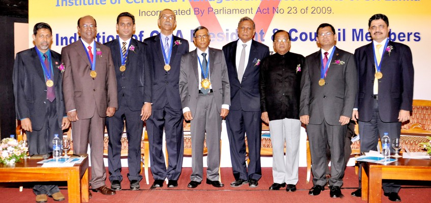 Dr. W. G. S. Kelum Appointed as Governing Council Member of the CMA Sri Lanka