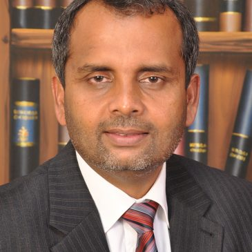 Dr. U. Anura Kumara Re-Elected as the Dean of the FMSC