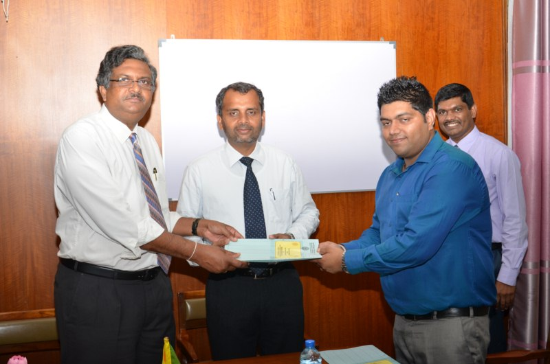 MOU between Department of Entrepreneurship and Lovely Professional University