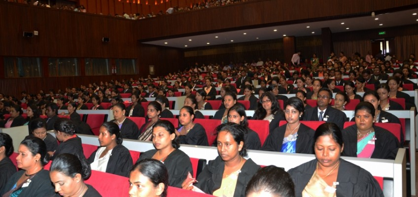 41st Convocation (28th and 29th July 2015)