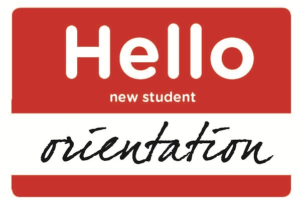 WELCOME TO ORIENTATION WEEK!
