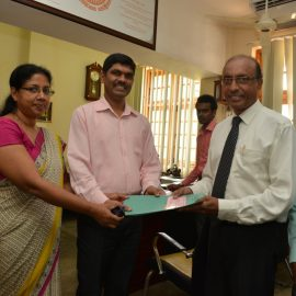 MoU among the Dept. of ENT, Career Guidance Unit and National Enterprise Development Authority