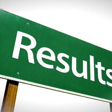 Results : CCM – Efficiency Bar Examination