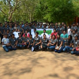 Annual CSR Project of the Dept. of BEC