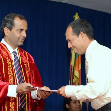 Certificate Awarding Ceremony – The third efficiency bar examination