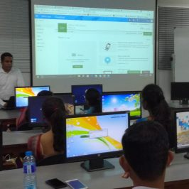 Train the Trainer Workshop conducted by Microsoft