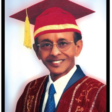 Deepest sympathy in regards to the demise of Prof. Hema Wijewardena