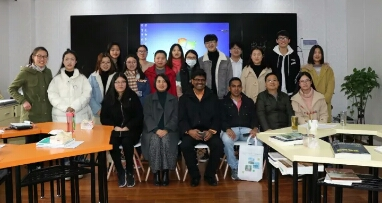Academic Visit to Zhejiang Shuren University, Hangzhou City, Zhejiang Province, China from 03rd of December to  13th of December, 2017