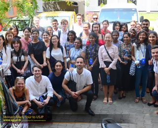 Monash Study Tour to Sri Lanka – 2018