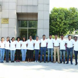Two Groups of Students Visit Zejiang Shuren University in China