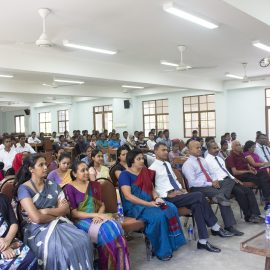 First Year Undergraduate Orientation for B.Sc. Management (Public) Special degree programme