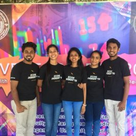 BEC Students win the Championship of All Island Inter-University Quiz Contest