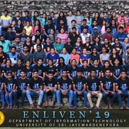 """Enliven 2019"" – Annual get-together and new students' welcome of DIT"
