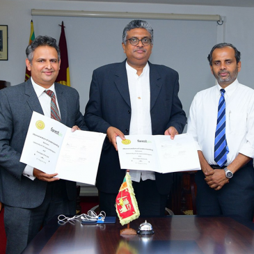 USJP Signs MOU with Forestpin Analytics