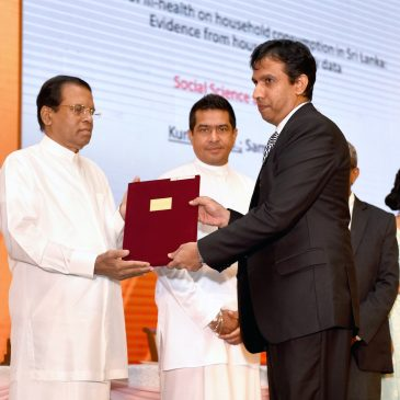 President's Awards for Scientific Research-2019