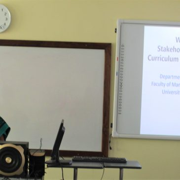 Stakeholder Consultation on Curriculum Review and Development