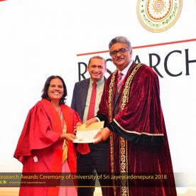 Research Awards- 2018