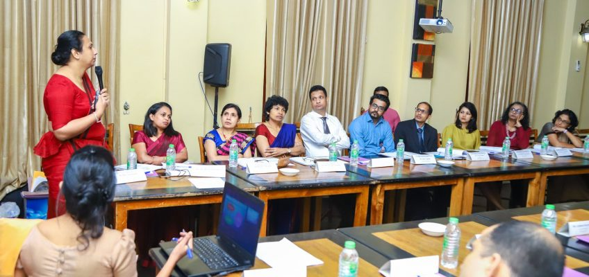 Stakeholder Consultation Session of Dept of BEC for Curriculum Revision 2020