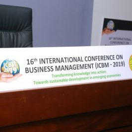 International Conference on Business Management – 2019