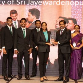 Team USJ wins CFA SL Research Challenge 2019/20