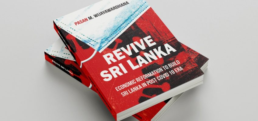 A BEC Student launches a Book on Economic Reforms for Post COVID-19 Era