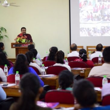 Inauguration Ceremony of the Fifth Intake of MPAcc Degree Programme